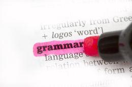 grammar-definition