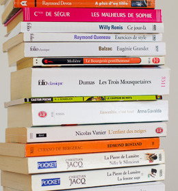 Recommended Reading List : French Literature Within Your Reach!