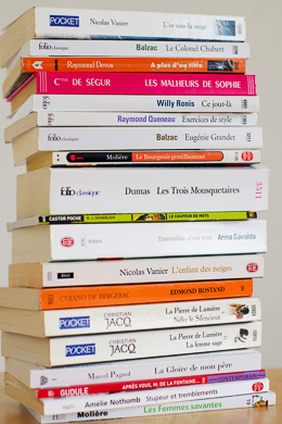 Recommended French Reading List - French Your Way