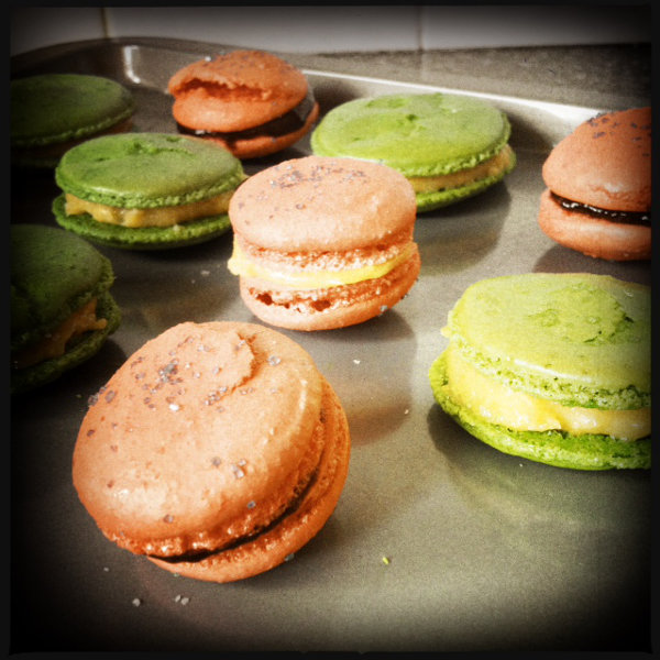 Macarons by Jessica