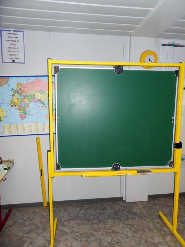 School Teacher in Rural France