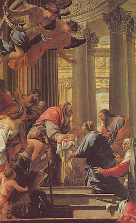 chandeleur 16 facts presentation au temple vouet painting
