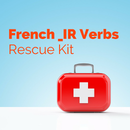 How to Conjugate French Verbs in –IR Without Losing Your Mind