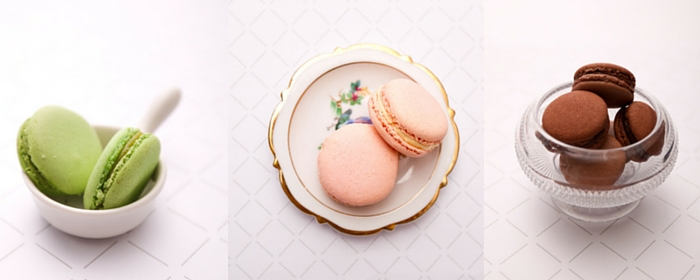 FV 025 : The Art of Making Macarons By Josephine