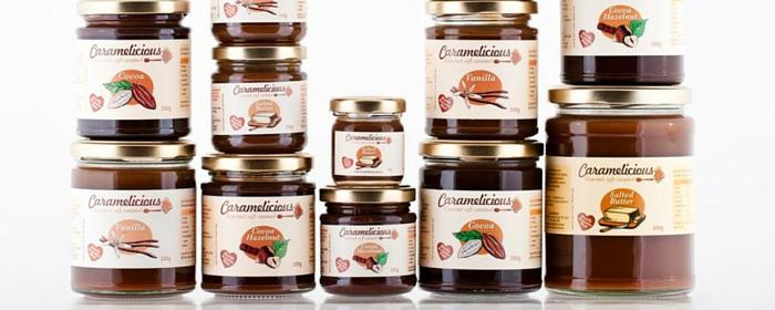 FV 026 : Caramelicious, Award-Winning Salted Caramel