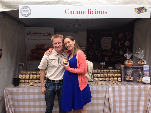 Caramelicious at Melbourne French Festival