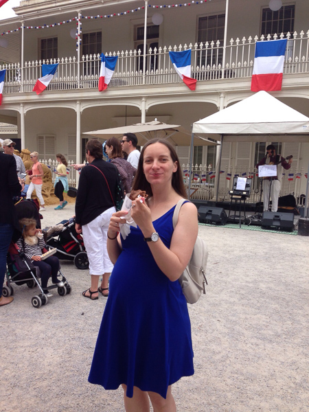 Pop-Up Crepes at Melbourne French Festival