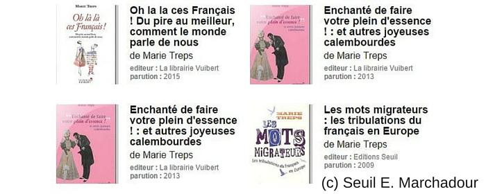"""FV 039 : Marie Treps, Linguist and Author of """"Oh là là, ces Français!"""" (PART 2)"""