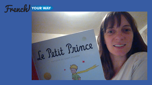 Le Petit Prince read by Jessica (chapters 26-27)