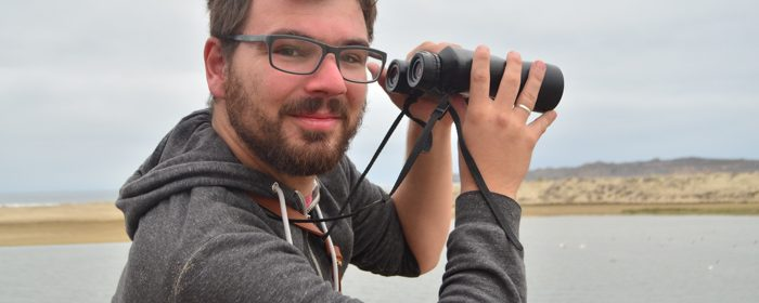 FV 117 INTRO: Bird watching and music with Guillaume Doerig (Part 1)