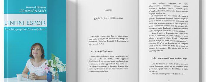 FV 119 INTRO: L'Infini Espoir, autobiographie d'une médium, avec Anne-Hélène Gramignano
